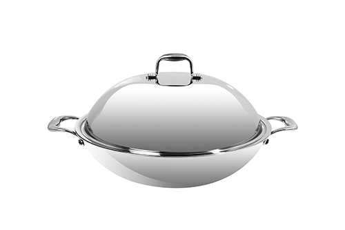 Far Infrared Ray Nano Energy Wok
